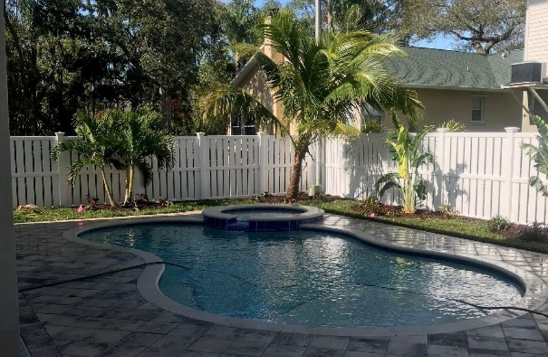 aaldg pool landscaping project results